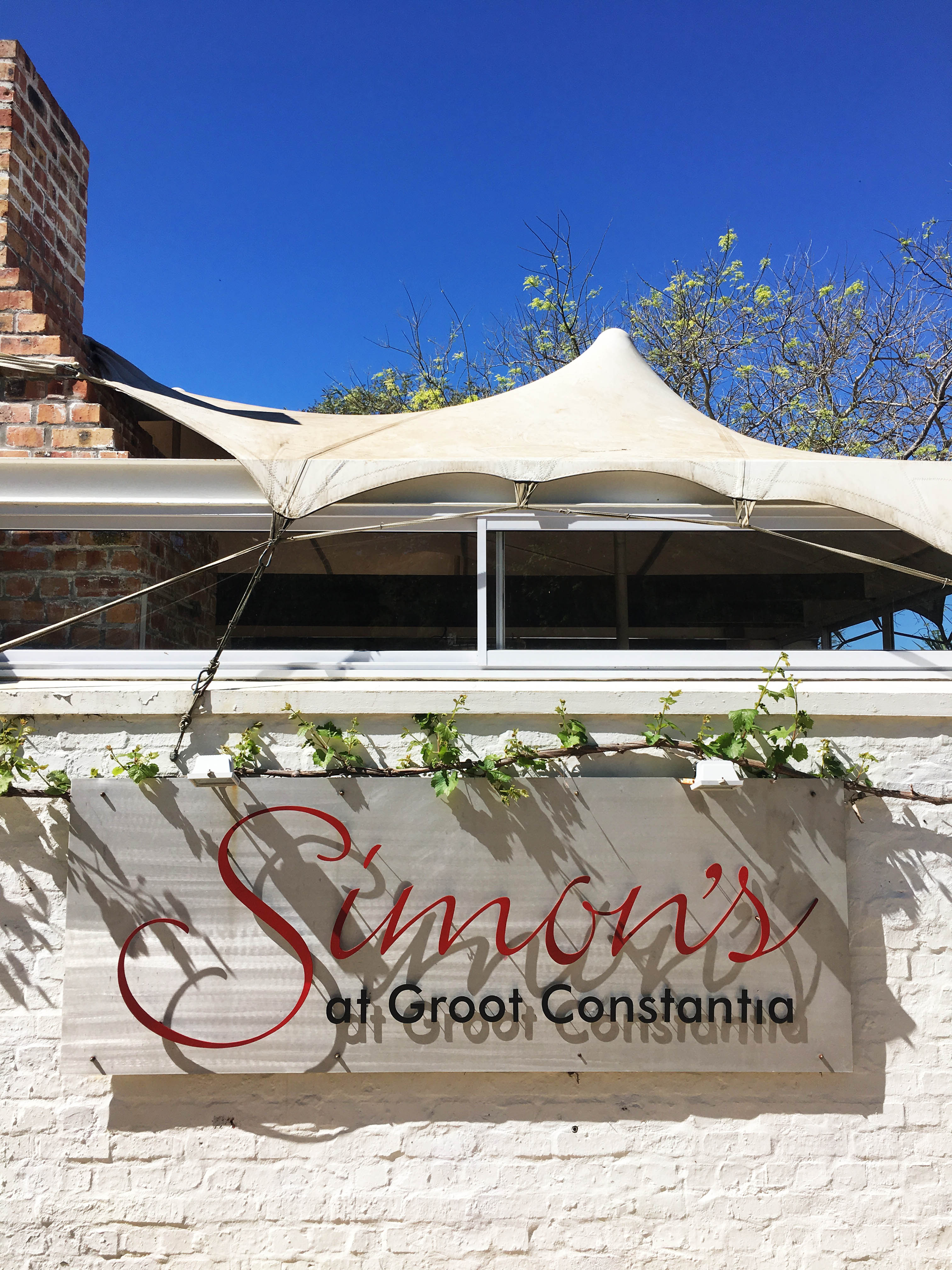 The Social Needia Reviews x Simons at Groot Constantia