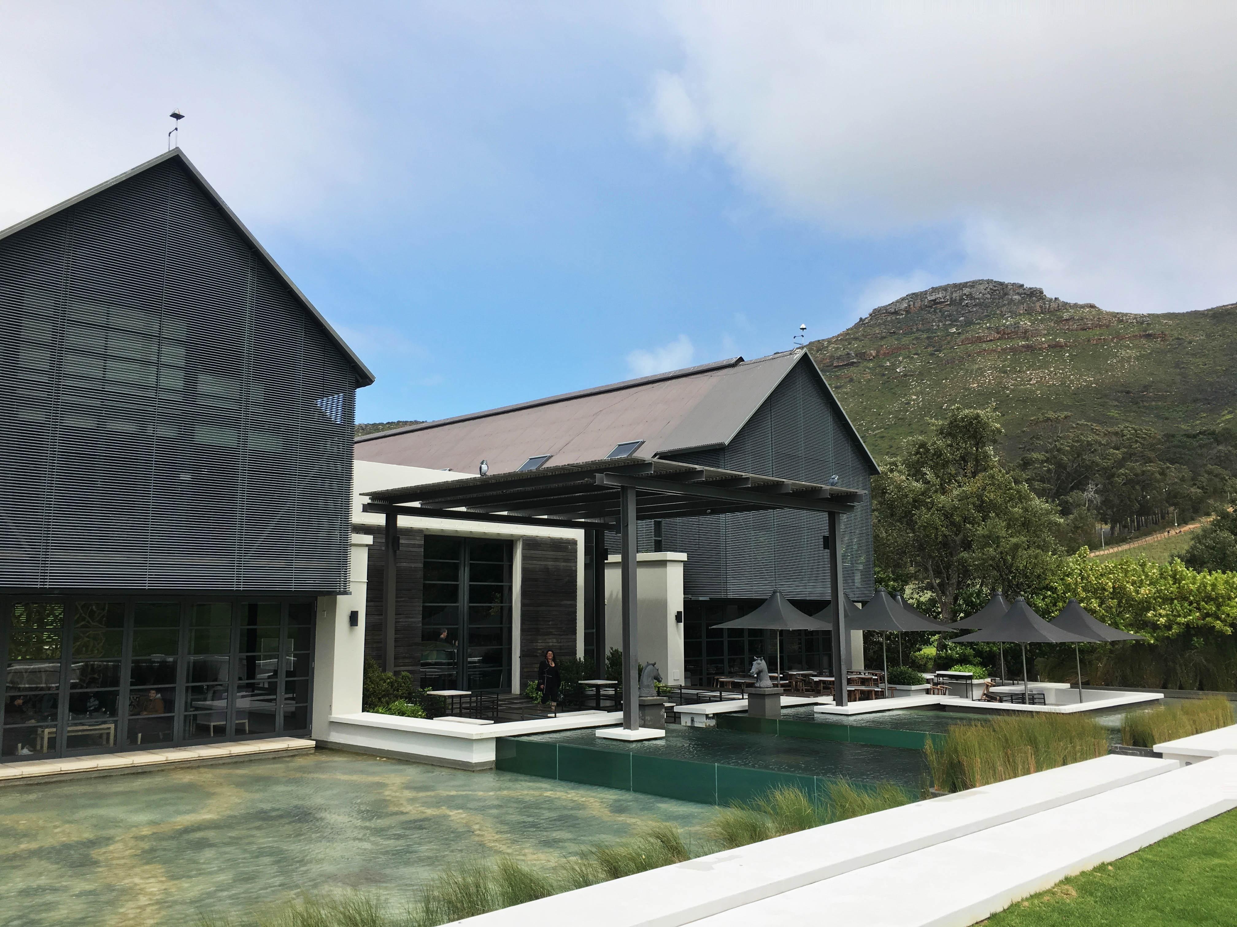 The Social Needia x Visit Steenberg Wine Estate Cape Town Bistro Sixteen82