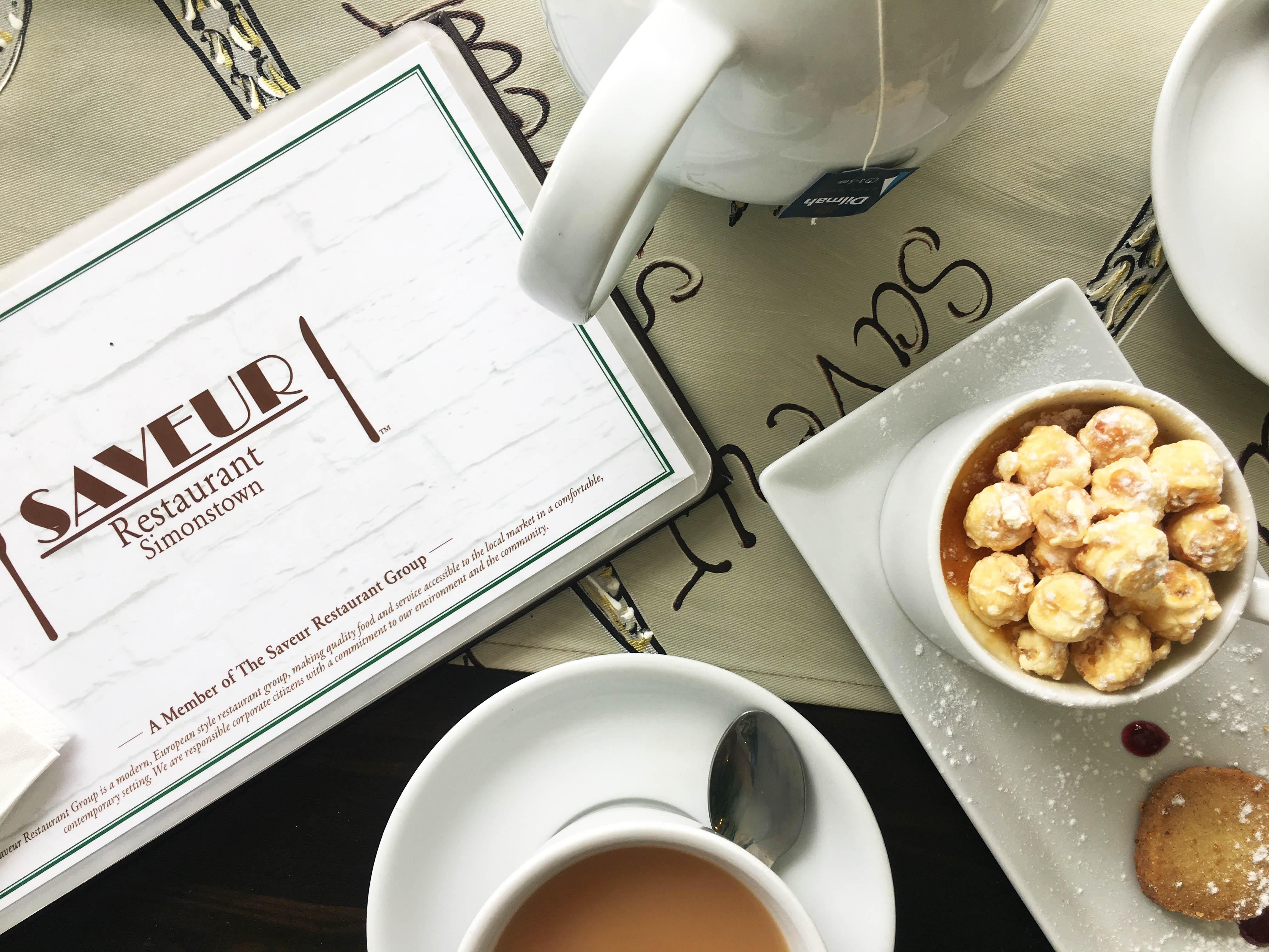 The Social Needia Reviews x Saveur Restaurant Simons Town