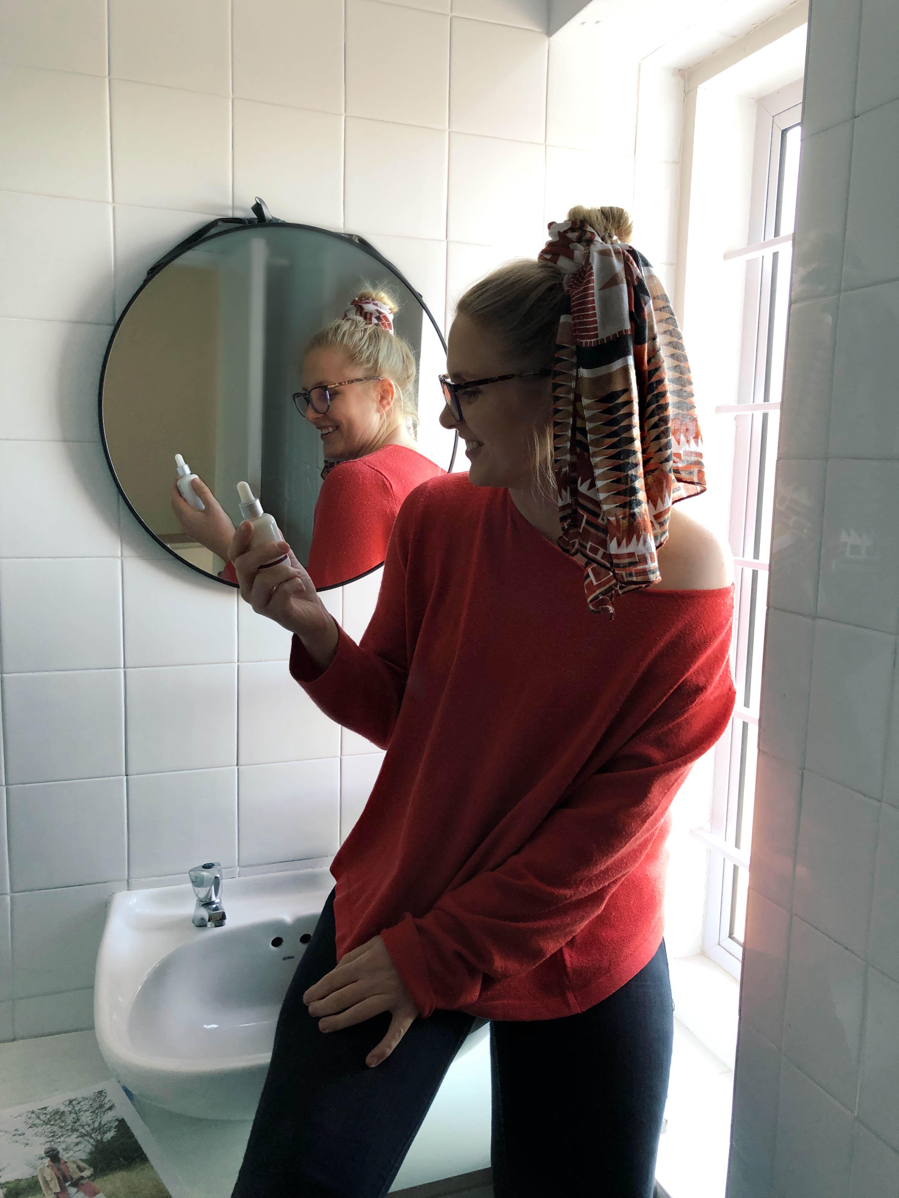 Jenna Maree-Kipling The Social Needia Reviews Dermalogica Biolumin-C Serum Review